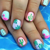 Cute Nail Styles For Summer