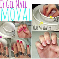How To Take Off Gel Nails Easy